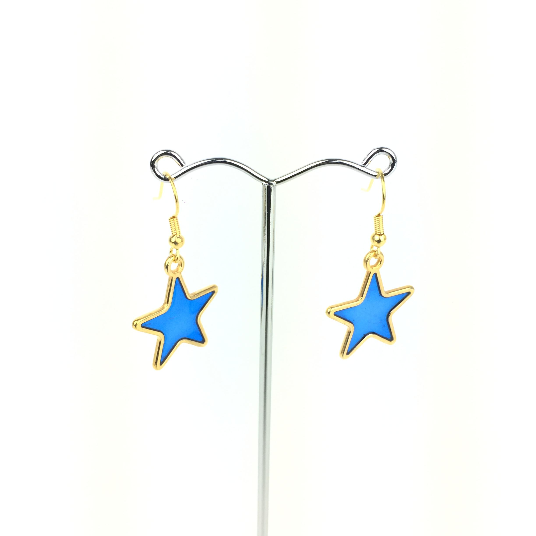Σκουλαρίκια αστέρι