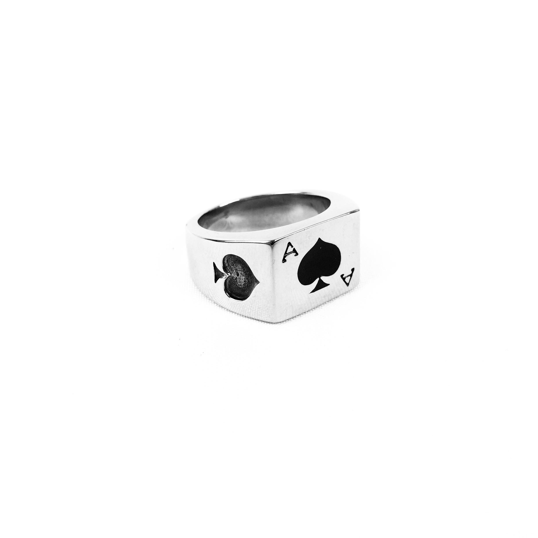 Ατσάλινο Ανδρικό Δαχτυλίδι (105)
