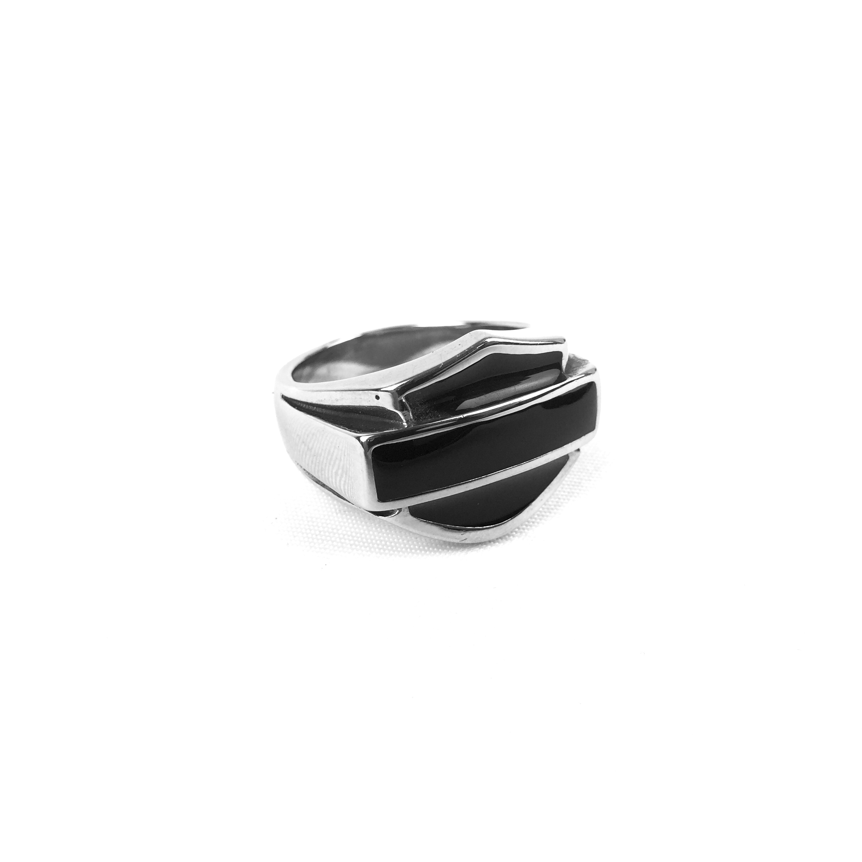 Ατσάλινο Ανδρικό Δαχτυλίδι (123)