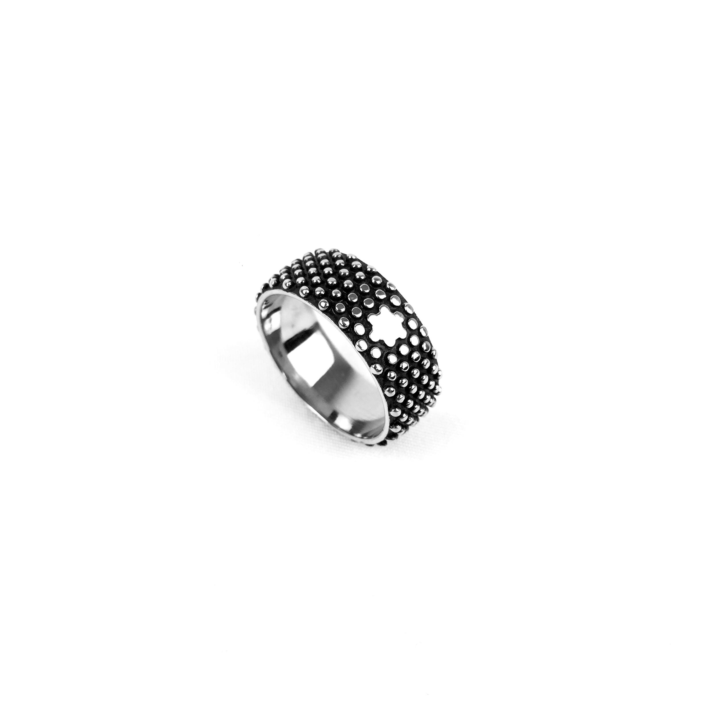 Ατσάλινο Ανδρικό Δαχτυλίδι (132)