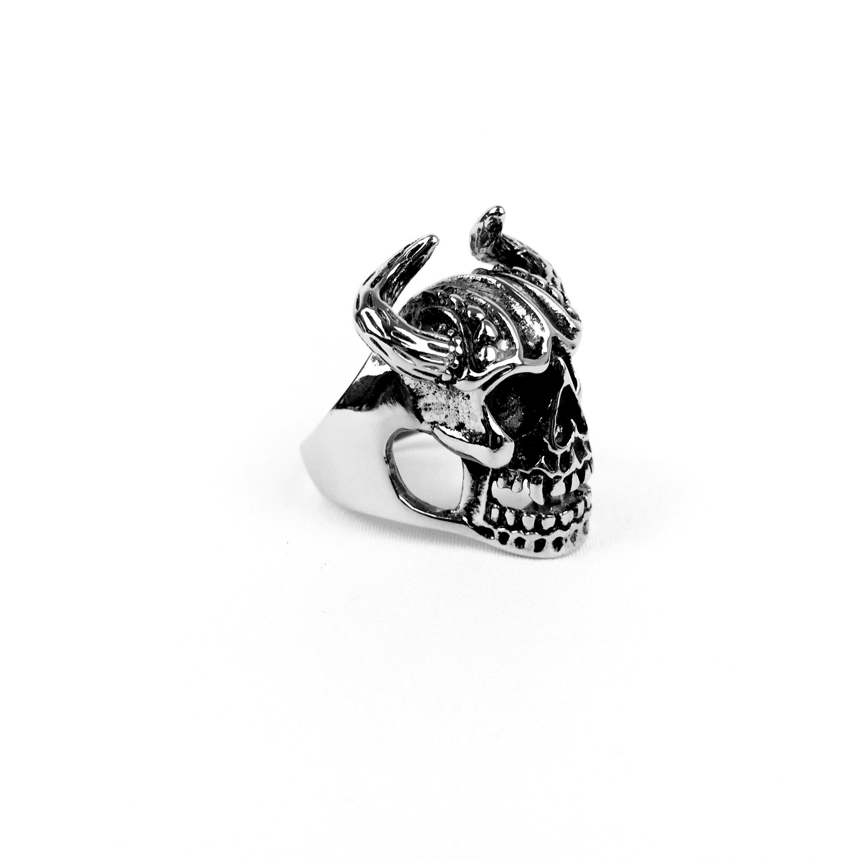 Ατσάλινο Ανδρικό Δαχτυλίδι (23)
