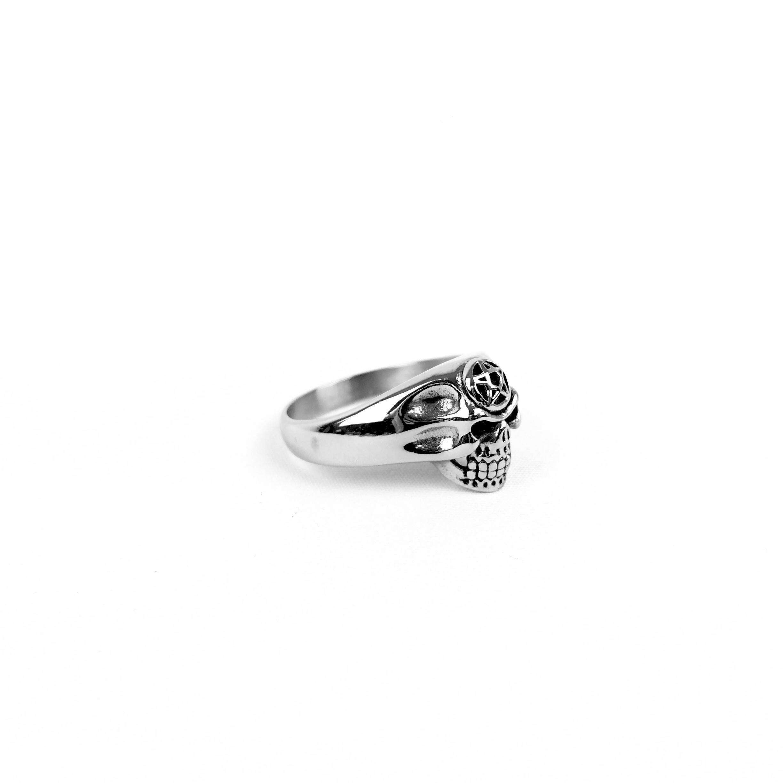Ατσάλινο Ανδρικό Δαχτυλίδι (3)