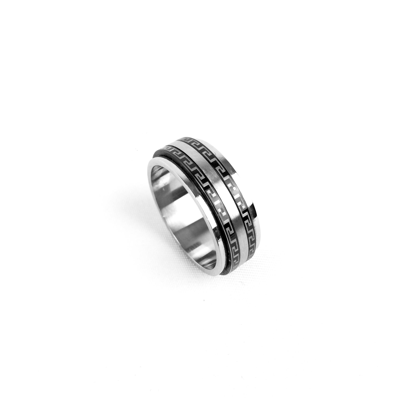 Ατσάλινο Ανδρικό Δαχτυλίδι (35)