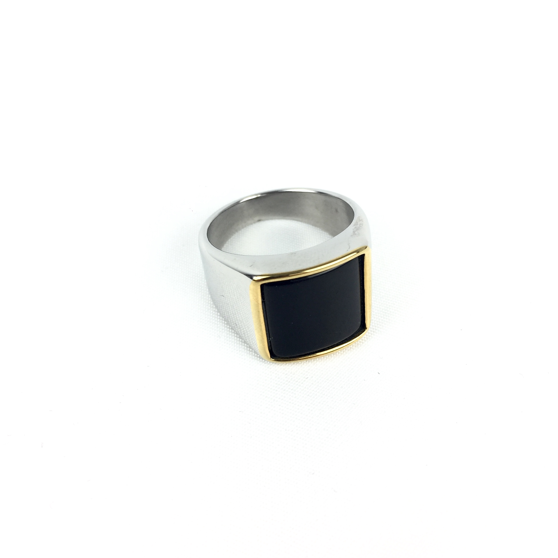 Ατσάλινο Ανδρικό Δαχτυλίδι (52)