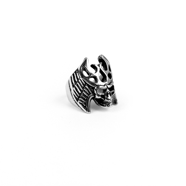 Ατσάλινο Ανδρικό Δαχτυλίδι (6)