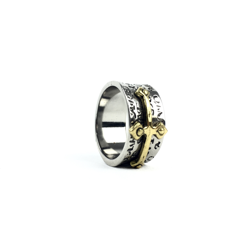 Ατσάλινο Ανδρικό Δαχτυλίδι (68)