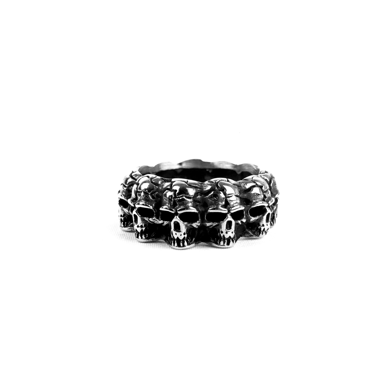Ατσάλινο Ανδρικό Δαχτυλίδι (74)