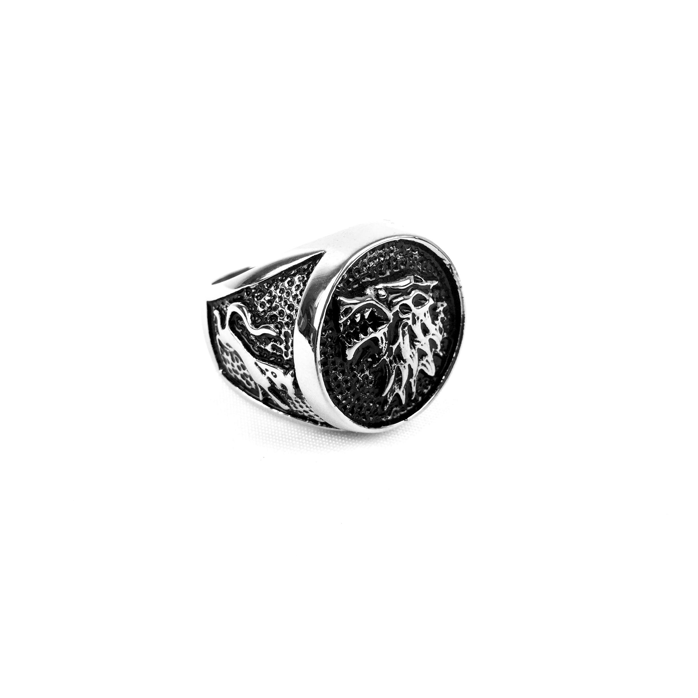Ατσάλινο Ανδρικό Δαχτυλίδι (75)
