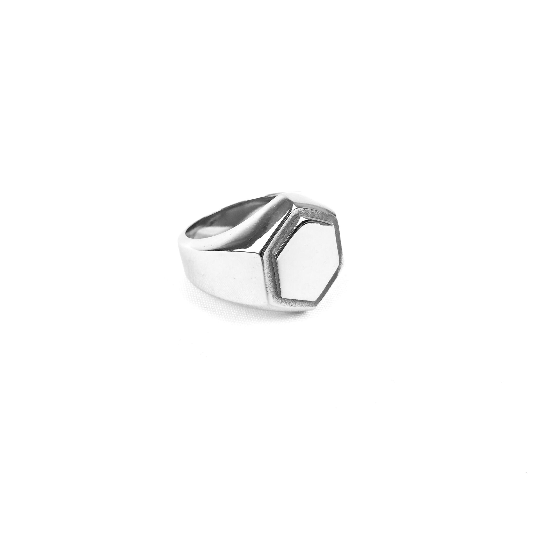 Ατσάλινο Ανδρικό Δαχτυλίδι (84)