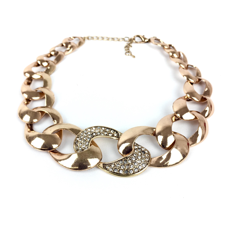 flatglitter  chain